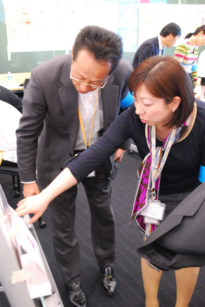 Design Thinking with SAP - Tokyo